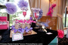 """""""Puppy Pop Star Bieber"""" Party for Cancer.  www.PrincessSharon.com  Princess Sharon Events"""