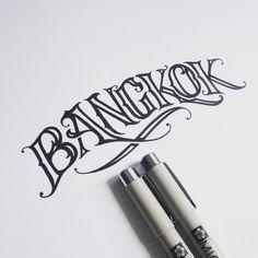 Bangkok. With you.