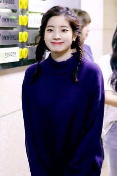 """Dahyun-Twice 171011 Filming for """"weekly Idol"""" South Korean Girls, Korean Girl Groups, Pigtail Hairstyles, Weekly Idol, Song Of The Year, Best Kpop, Twice Dahyun, Together Forever, Dance The Night Away"""
