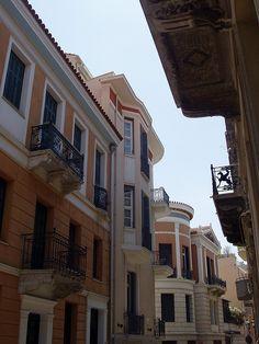 Αθήνα / Athens-Greece by Ath76, via Flickr Attica Greece, Athens Greece, Old Greek, Greek Art, Bauhaus, My Athens, Classic Building, Neoclassical, Greece Travel