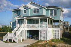 AVON+Vacation+Rentals+|+Pamlico+Sunset+-+Lakeside+Outer+Banks+Rental+|+690+-+Hatteras+Rental