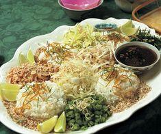Southern Thai Rice Salad Recipe