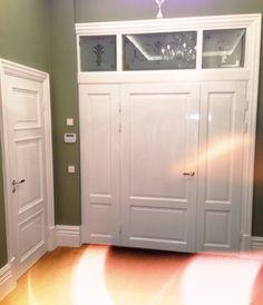 #Porvoon Puutyö Oy #sisäovet #interior doors #finish design