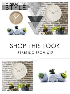 """""""Minimalist Syle"""" by kylie2357 ❤ liked on Polyvore featuring interior, interiors, interior design, home, home decor, interior decorating and Minimaliststyle"""