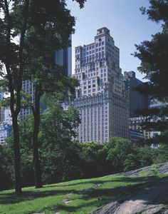 Ritz Carlton Central Park .....enjoyed a wonderful stay here last month. The best location!