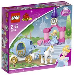 LEGO DUPLO Disney Princess 6153: Cinderella's Carriage