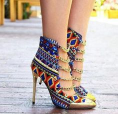 28 Stilettos Shoes Trending Now - Schuhe und Stiefel - Stiletto Shoes, Pumps Heels, High Heels, Cute Shoes, Me Too Shoes, Unique Shoes, Designer Heels, Lace Up Heels, African Fashion