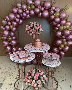 34 Ideas Birthday Party Decoracion For Girls Sweet 16 Candy Bars For 2019 Balloon Decorations, Wedding Decorations, Balloon Garland, Baby Girl Birthday Decorations, Quinceanera Party, Party Planning, Diy Wedding, Bridal Shower, Balloons
