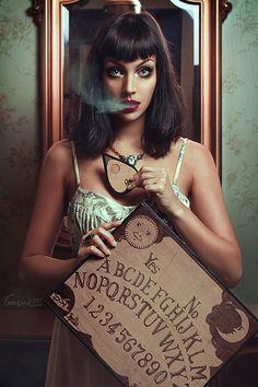 Portrait Photography by Portrait Photography by Elena Zanotti aka Cunene