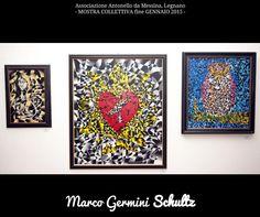 Di Marco Germini - Schultz - Collettiva Gennaio 2015 - #LEGNANO