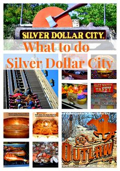 What to do in Silver Dollar City