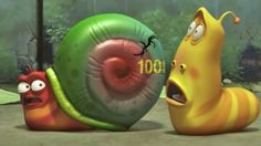 LARVA | LARVA'S SECRET OF A SNAIL | Cartoons For Children | LARVA Full Episodes http://video-kid.com/21515-larva-larva-s-secret-of-a-snail-cartoons-for-children-larva-full-episodes.html  Rainbow is a snail. He is always slow, slow and slow but, he looks safe with his shell. One lightning day, Red and Yellow try to get his shell but it has a big secret like⏩⏩⏩ SUBSCRIBE to LARVA: ...