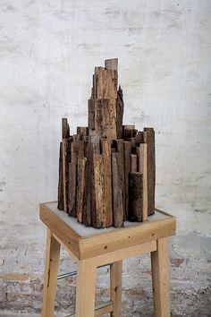Galvin Harrison Remodelling of Stockade Sculpture No. 10