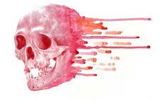 awesome skull art
