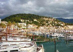 Puerto de Sóller. Mallorca