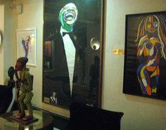 Louis Armstrong - Hotel Negresco, Nice