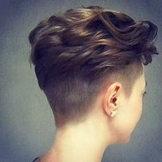 Devoted to Short Hair!!!