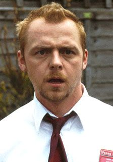 """Shaun in the film """"Shaun of the Dead"""" portrayed by Simon Pegg."""