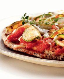 Pizza nutritiva, sim, ela existe!