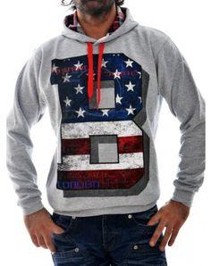 Ανδρικά φούτερ Hoodies, Sweaters, Fashion, Moda, Sweatshirts, La Mode, Sweater, Hoodie