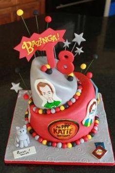 BBT cake!! - i want this cake for my birthday