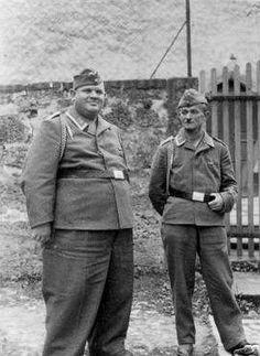 A Vida no Front: Raras fotos engraçadas e inusitadas de soldados alemães durante a Segunda Guerra Mundial