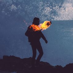 Inspiration is a flame you need to fuel.