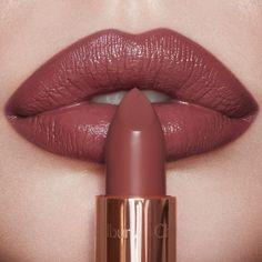 Satin Lipstick, Rose Lipstick, Mac Lipstick Shades, Berry Lipstick, Fall Lipstick Colors, Lip Colors, Fall Lip Color, Lip Makeup, Beauty Makeup