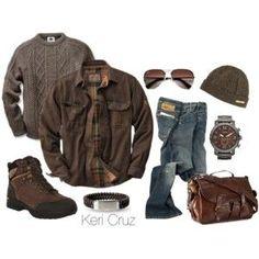 Men\'s Winter Fashion