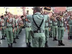 La Legión Española con dos ...!!! - Tropas de asalto legionarias, célebres por su dureza en combate.Spain.