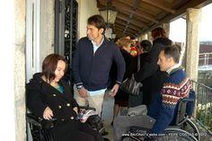 Acceso Biblioteca Municipal de Baiona - Encaixamos Val Miñor Activities