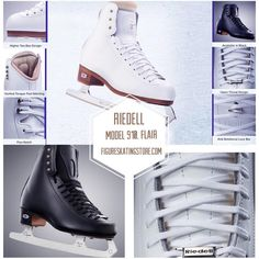 Riedell Model 910 Flair Ladies Figure Skates ✅ https://figureskatingstore.com/riedell-model-910-flair-ladies-figure-skates/ The distinctive 910 Flair is freshly designed for firm support with less weight. Leather sole, heel and tongue reinforcement. #figureskating #figureskatingstore #figureskates #skating #skater #figureskater #iceskating #iceskater #icedance #ice #Skates #iceskates #riedell #riedellskates #icedance