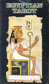 Egyptian tarot by Silvana Alasia