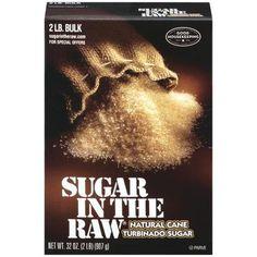 Sugar In The Raw Bulk Turbinado Sugar, 32oz
