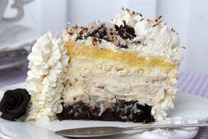 Passion 4 baking » Chocolate Coconut Cream Cheesecake