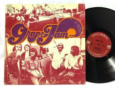 Moby Grape Grape Jam Columbia MGS 1 CXS 3 Stereo 1968 360 Sound LP #Vinyl #Records