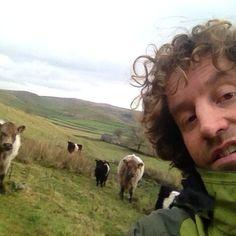 """The other half has taken a #felfie - a farming selfie!  From """"F(armer) + #(S)elfie + a Farm Animal = #Flelfie : Amusing Farm Selfie Pictures on Instagram"""" story by FarmsNews on Storify — http://storify.com/FarmsNews/f-armer-s-elfie-a-farm-animal-flelfie-amusing-farm"""