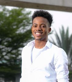 A. Korede Bello  B. Romantic  C. https://www.youtube.com/watch?v=UXyUMMMETsA  D. The three different photographic used in this picture are the rule of third, shallow depth of field, and also direction of light/ side light. The rule of third is effective because of the position of the subject which creates a point of interest. Secondly, it naturally catch your viewer attention because normally you would go straight to the center of the photo.