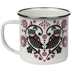 Home: Eleven Tea-Worthy eBay Mugs (Folklore Enamel Mug   eBay)