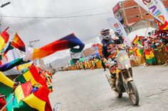 TOBY PRICE EN BOLIVIA