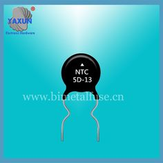 Selection of power thermistor s