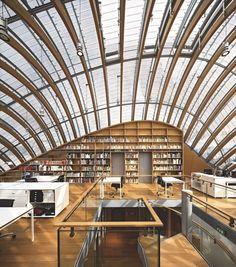 Fondation Jérôme Seydoux-Pathé conçu par l'architecte Renzo Piano - Côté Maison