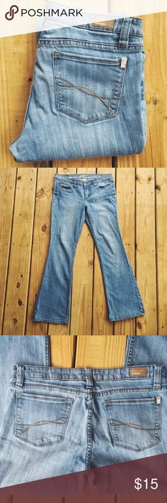 Light wash Refuge Jeans by CR✨ Good used condition. These are so soft and comfy! refuge Jeans Boot Cut