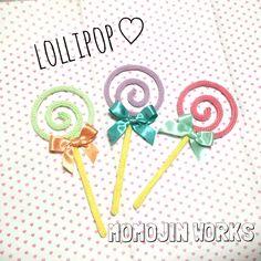 ウールレター♡Lollipop♡   ハンドメイド、手作り作品の通販 minne(ミンネ)