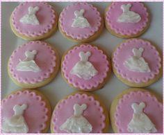 Cookies at a Ballerina Party #ballerina #party