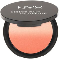 SUNDAY: $10 Nyx Cosmetics Ombre Blush Strictly Chic