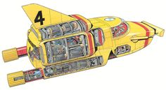 Fab! Thunderbirds Agents' Technical Manual – in pictures