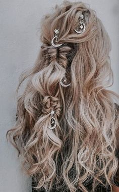 Top 60 All the Rage Looks with Long Box Braids - Hairstyles Trends Wedding Hair Down, Wedding Hair And Makeup, Hair Makeup, Prom Makeup, Wedding Updo, Real Human Hair Extensions, Tape In Hair Extensions, Wedding Hair Extensions, Colored Hair Extensions
