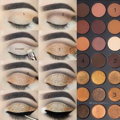 Pick An Eye Makeup Tutorial For The Occasion ★ See more: https://makeupjournal.com/occasion-eye-makeup-tutorial/