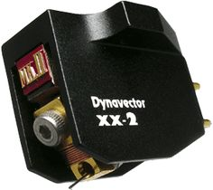 "The DV XX-1 was the first cartridge to feature a ""magnetic flux damper"" (patent) and softened magnetism"" (patent) processes that reject the magnetic fluctuation that is detrimental to a moving coil cartridges performance. The The DV XX-2 MKII retains the benefit of the flux damper but features the Alinco-5 magnet and the similar rigid construction to the Te Kaitora Rua. Alnico magnets exhibit high magnetic flux density combining with a low coercive therefore magnetic resistance is lower than…"